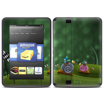 Amazon Kindle Fire HD (2012) Skin - Snail Race