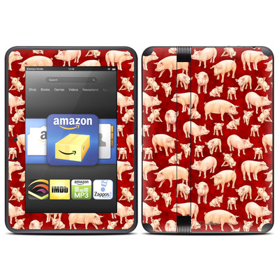 Amazon Kindle Fire HD (2012) Skin - Some Pig