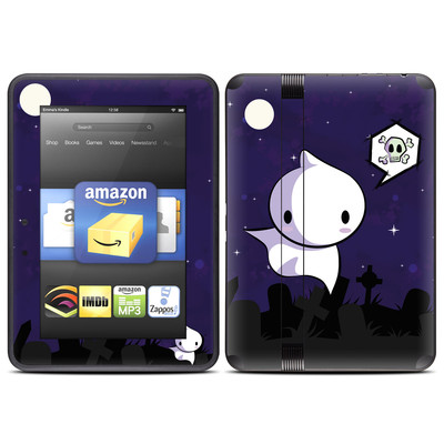 Amazon Kindle Fire HD (2012) Skin - Spectre