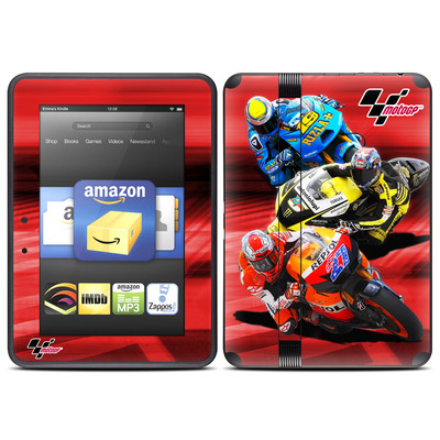 Amazon Kindle Fire HD (2012) Skin - Speed Collage