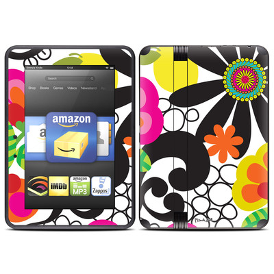 Amazon Kindle Fire HD (2012) Skin - Splendida
