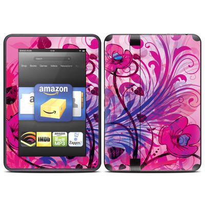 Amazon Kindle Fire HD (2012) Skin - Spring Breeze