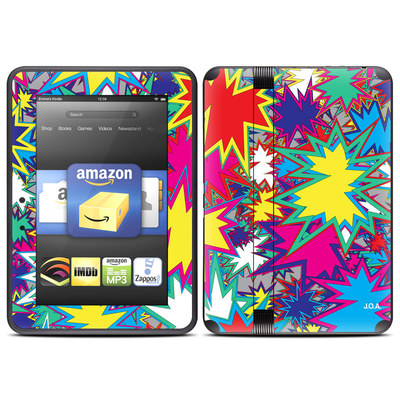 Amazon Kindle Fire HD (2012) Skin - Starzz