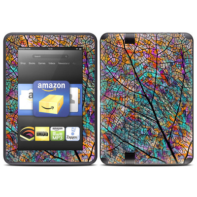 Amazon Kindle Fire HD (2012) Skin - Stained Aspen