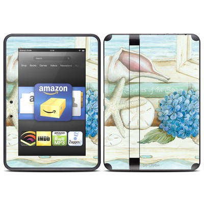 Amazon Kindle Fire HD (2012) Skin - Stories of the Sea