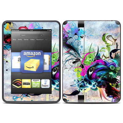 Amazon Kindle Fire HD (2012) Skin - Streaming Eye