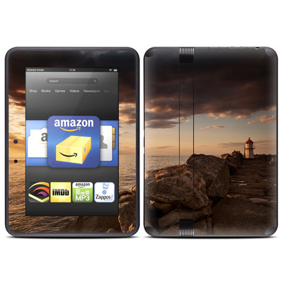 Amazon Kindle Fire HD (2012) Skin - Sunset Beacon