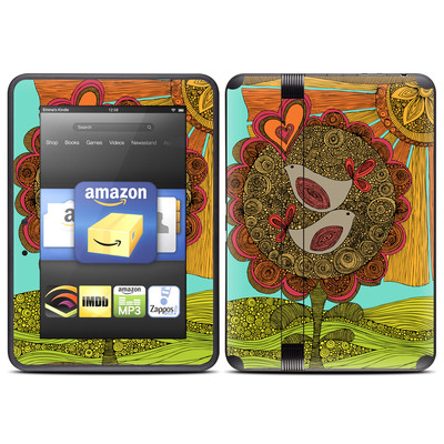 Amazon Kindle Fire HD (2012) Skin - Sunshine