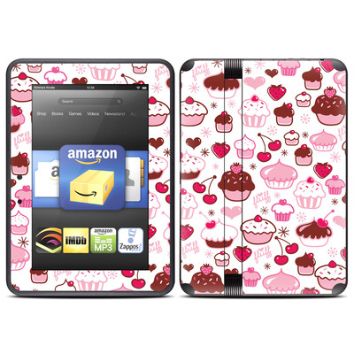Amazon Kindle Fire HD (2012) Skin - Sweet Shoppe