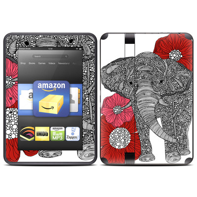 Amazon Kindle Fire HD (2012) Skin - The Elephant