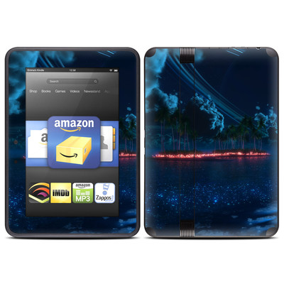 Amazon Kindle Fire HD (2012) Skin - Thetis Nightfall