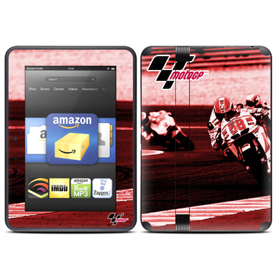 Amazon Kindle Fire HD (2012) Skin - Throttle