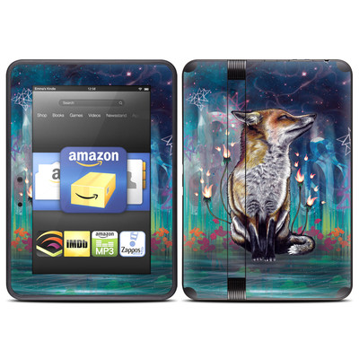 Amazon Kindle Fire HD (2012) Skin - There is a Light