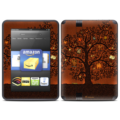 Amazon Kindle Fire HD (2012) Skin - Tree Of Books