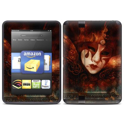 Amazon Kindle Fire HD (2012) Skin - To Rise Above