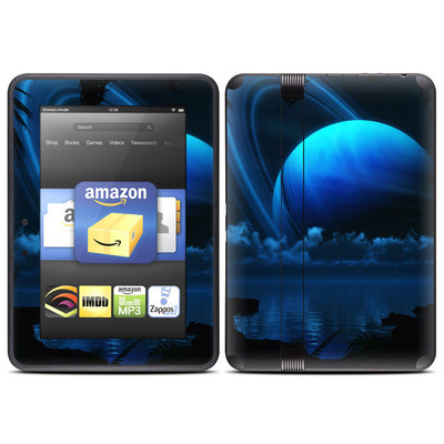 Amazon Kindle Fire HD (2012) Skin - Tropical Moon