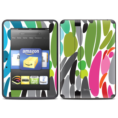 Amazon Kindle Fire HD (2012) Skin - Twist