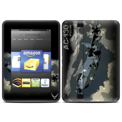 Amazon Kindle Fire HD (2012) Skin - AC-130