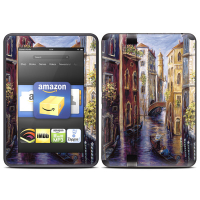 Amazon Kindle Fire HD (2012) Skin - Venezia