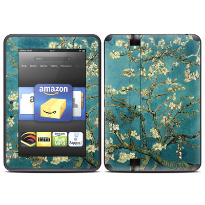 Amazon Kindle Fire HD (2012) Skin - Blossoming Almond Tree