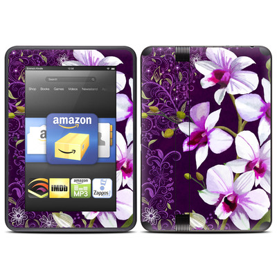 Amazon Kindle Fire HD (2012) Skin - Violet Worlds