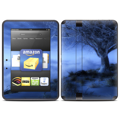 Amazon Kindle Fire HD (2012) Skin - World's Edge Winter