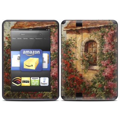 Amazon Kindle Fire HD (2012) Skin - The Window