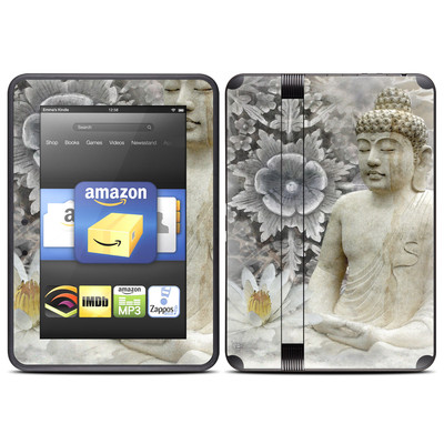 Amazon Kindle Fire HD (2012) Skin - Winter Peace
