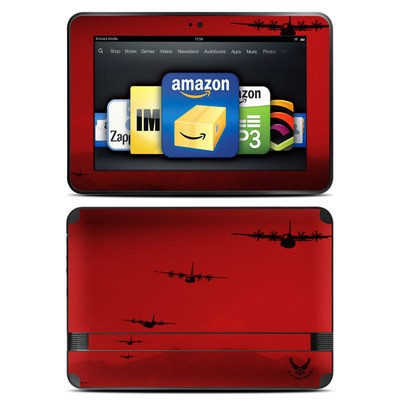 Amazon Kindle Fire HD 8.9 Skin - Air Traffic