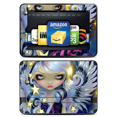 Amazon Kindle Fire HD 8.9 Skin - Angel Starlight