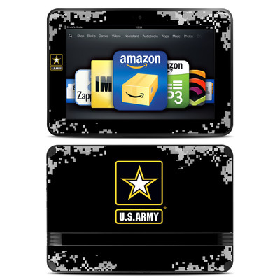 Amazon Kindle Fire HD 8.9 Skin - Army Pride