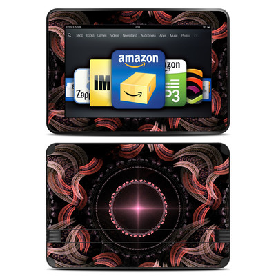 Amazon Kindle Fire HD 8.9 Skin - All Roads Lead Home