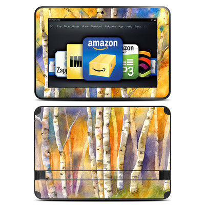 Amazon Kindle Fire HD 8.9 Skin - Aspens