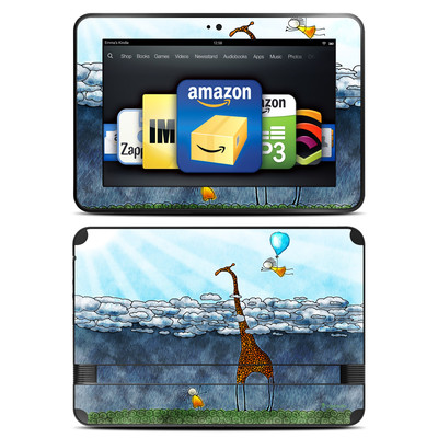 Amazon Kindle Fire HD 8.9 Skin - Above The Clouds