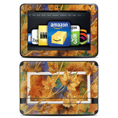 Amazon Kindle Fire HD 8.9 Skin - Autumn Days