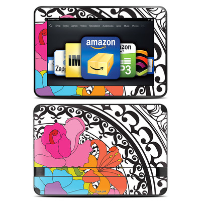 Amazon Kindle Fire HD 8.9 Skin - Barcelona