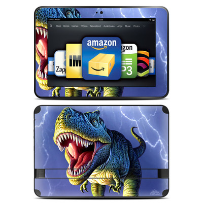Amazon Kindle Fire HD 8.9 Skin - Big Rex
