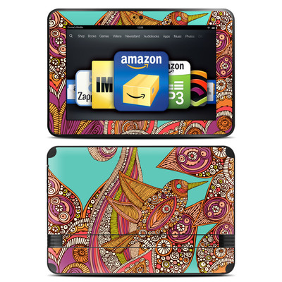 Amazon Kindle Fire HD 8.9 Skin - Bird In Paradise
