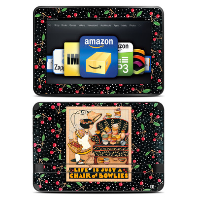 Amazon Kindle Fire HD 8.9 Skin - Chair of Bowlies