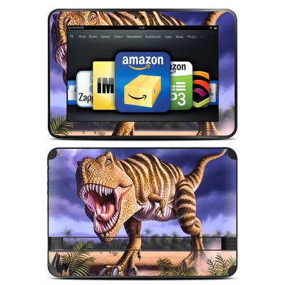 Amazon Kindle Fire HD 8.9 Skin - Brown Rex