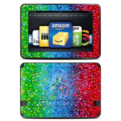 Amazon Kindle Fire HD 8.9 Skin - Bubblicious