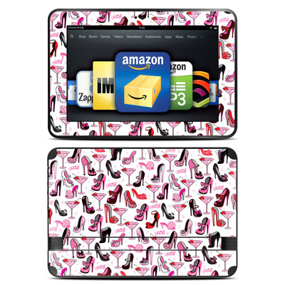 Amazon Kindle Fire HD 8.9 Skin - Burly Q Shoes