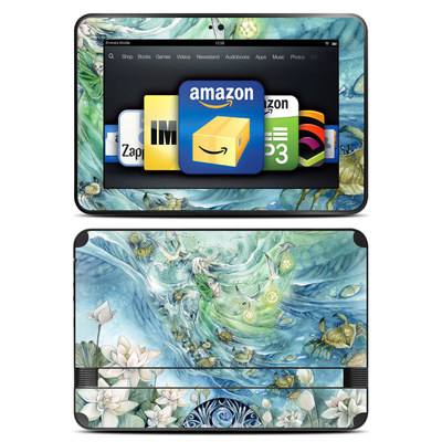 Amazon Kindle Fire HD 8.9 Skin - Cancer