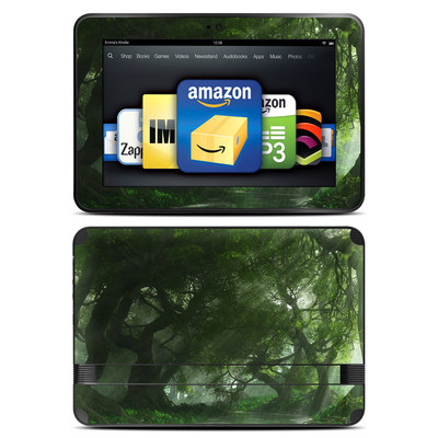 Amazon Kindle Fire HD 8.9 Skin - Canopy Creek Spring