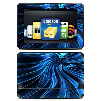 Amazon Kindle Fire HD 8.9 Skin - Cerulean