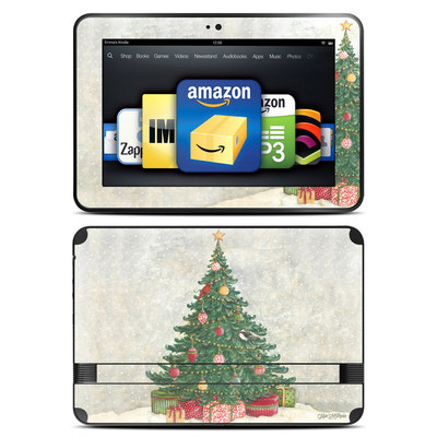 Amazon Kindle Fire HD 8.9 Skin - Christmas Wonderland