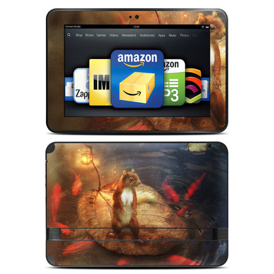 Amazon Kindle Fire HD 8.9 Skin - Columbus