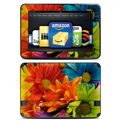 Amazon Kindle Fire HD 8.9 Skin - Colours