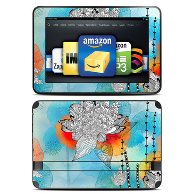 Amazon Kindle Fire HD 8.9 Skin - Coral