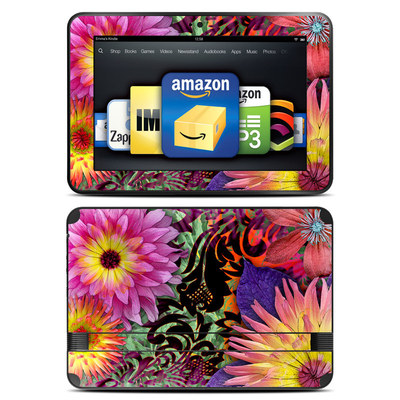 Amazon Kindle Fire HD 8.9 Skin - Cosmic Damask